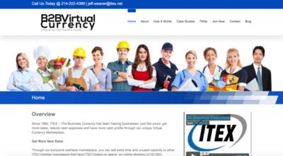 B2B Virtual Currency